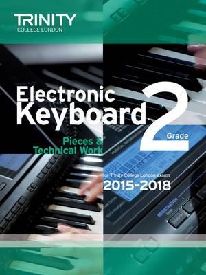 Electronic Keyboard 2015-2018. Grade 2 -