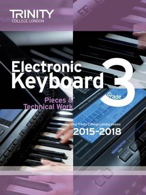 Electronic Keyboard 2015-2018. Grade 3 -