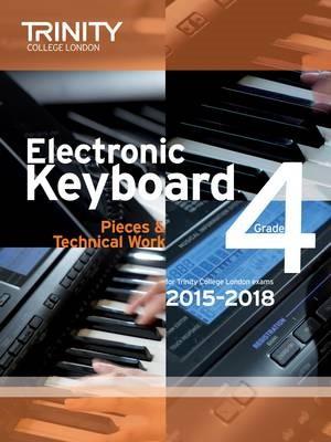Electronic Keyboard 2015-2018. Grade 4 -