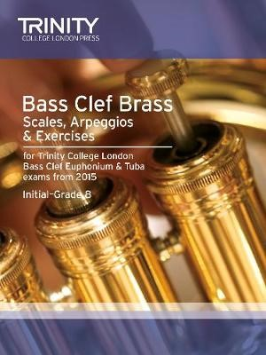 Bass Clef Brass Scales 1-8 from 2015 -
