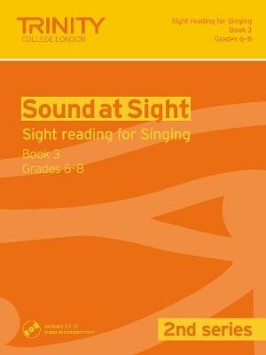 Sound at Sight (2nd Series) Singing Book 3 - pr_307071