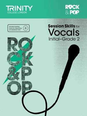Rock & Pop Session Skills for Vocals - pr_306958