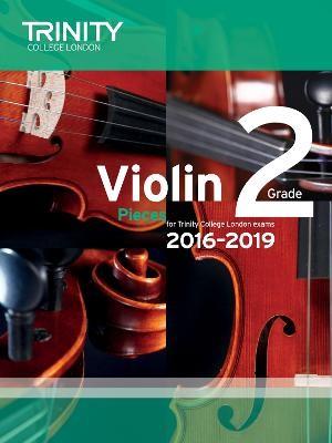 Violin Exam Pieces - Grade 2 - pr_306634