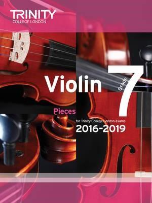 Violin Exam Pieces - Grade 7 - pr_306734