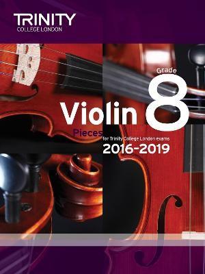 Violin Exam Pieces - Grade 8 - pr_306718