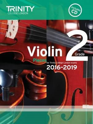 Violin Exam Pieces Grade 2 2016-2019 - pr_306624