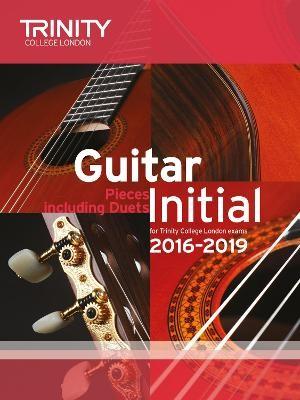 Guitar Exam Pieces - Initial - pr_306997