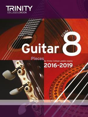 Guitar Exam Pieces - Grade 8 - pr_306989
