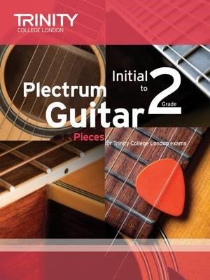 Plectrum Guitar Pieces - Initial-Grade 2 - pr_306843