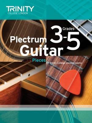 Plectrum Guitar Pieces - Grades 3-5 - pr_306831
