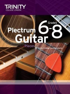 Plectrum Guitar Pieces - Grades 6-8 - pr_306840
