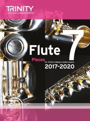 Flute Exam 2017-2020 - Grade 7 - pr_306974