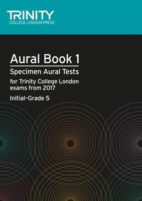 Aural Tests Book 1 (Initial-Grade 5) -