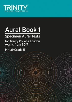 Aural Tests Book 1 (Initial-Grade 5) - pr_109531