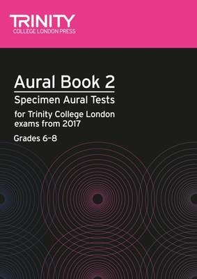Aural Tests Book 2 (Grades 6-8) -