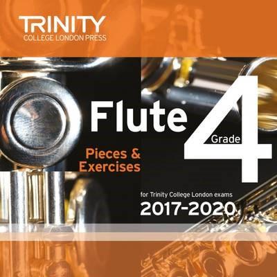 Trinity College London: Flute Exam Pieces Grade 4 2017 - 2020 CD -