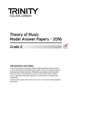 Theory Model Answer Papers Grade 2 2016 - pr_307237