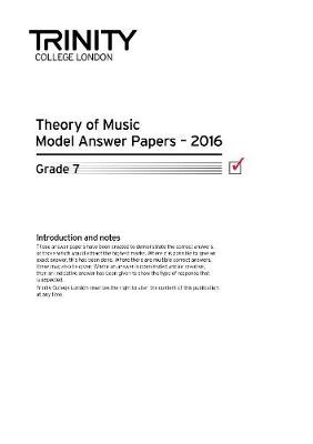Theory Model Answer Papers Grade 7 2016 - pr_307199