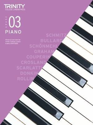 Piano Exam Pieces 2018-2020 Grade 3 - pr_307113