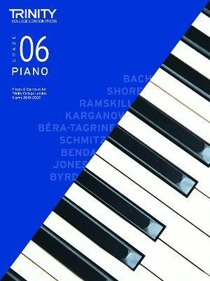 Piano Exam Pieces 2018-2020 Grade 6 - pr_307101
