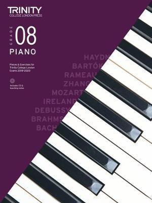 Piano Exam Pieces 2018-2020 Grade 8 - pr_307169