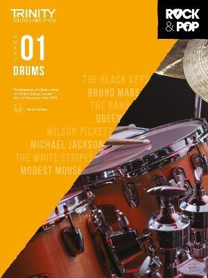 Trinity College London Rock & Pop 2018 Drums Grade 1 -