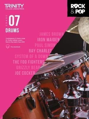 Trinity College London Rock & Pop 2018 Drums Grade 7 -