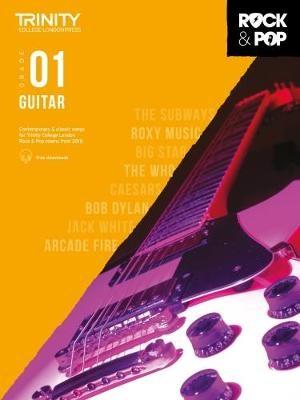 Trinity College London Rock & Pop 2018 Guitar Grade 1 -