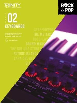 Trinity College London Rock & Pop 2018 Keyboards Grade 2 -
