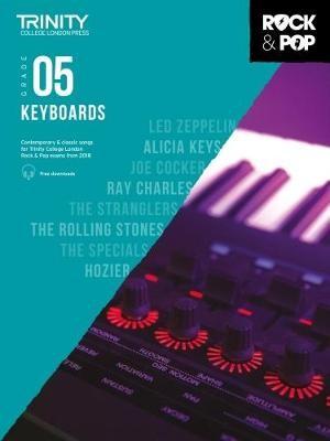 Trinity College London Rock & Pop 2018 Keyboards Grade 5 -