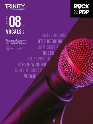 Trinity Rock and Pop Male Vocals Grade 8 - pr_306763
