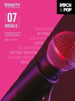 Trinity College London Rock & Pop 2018 Vocals Grade 7 -