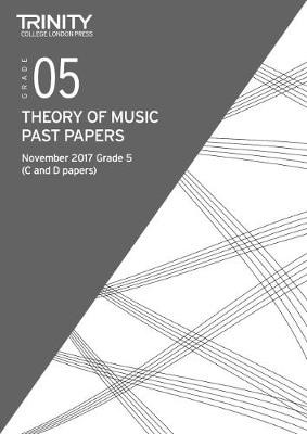 Trinity College London: Past Papers: Theory (Nov 2017) Grade 5 -