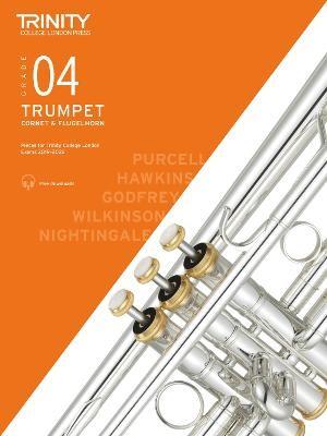 Trinity College London Trumpet, Cornet & Flugelhorn Exam Pieces 2019-2022. Grade 4 -