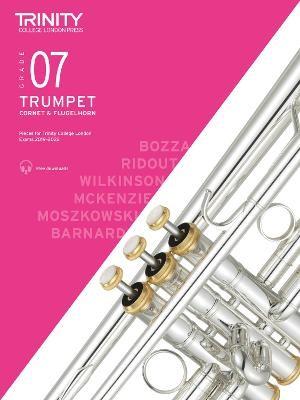 Trinity College London Trumpet, Cornet & Flugelhorn Exam Pieces 2019-2022. Grade 7 -