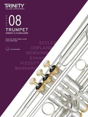 Trumpet Exam Pieces 2019-2022 Grade 8 - pr_307078