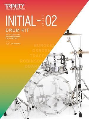 Trinity College London Drum Kit 2020-2023. Initial-Grade 2 -