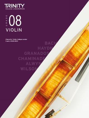 Trinity College London Violin Exam Pieces 2020-2023: Grade 8 -