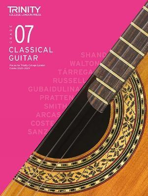 Trinity College London Classical Guitar Exam Pieces 2020-2023: Grade 7 - pr_1865261