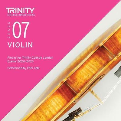 Violin 2020-2023. Grade 7 CD - pr_307064