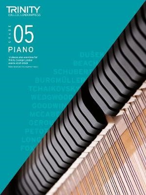 Trinity College London Piano Exam Pieces Plus Exercises 2021-2023: Grade 5 - pr_1804362