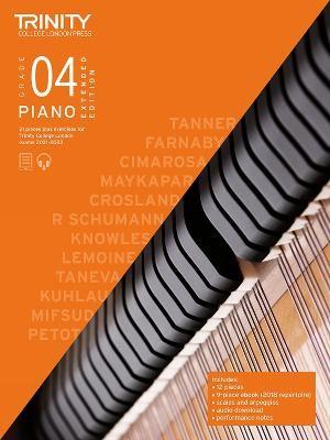 Trinity College London Piano Exam Pieces Plus Exercises 2021-2023: Grade 4 - Extended Edition - pr_1804200