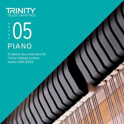 Trinity College London Piano Exam Pieces Plus Exercises 2021-2023: Grade 5 - CD only - pr_1845397