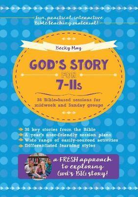 God's Story for 7-11s - pr_209222