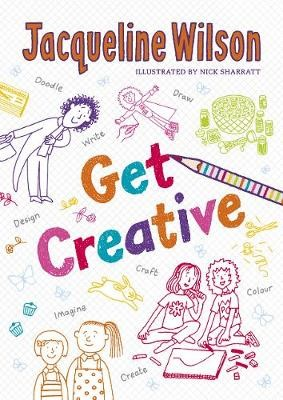 The Get Creative Journal -