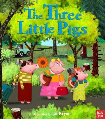 Fairy Tales: The Three Little Pigs -