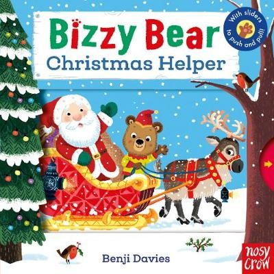 Bizzy Bear: Christmas Helper - pr_411563