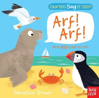 Can You Say It Too? Arf! Arf! - pr_123718