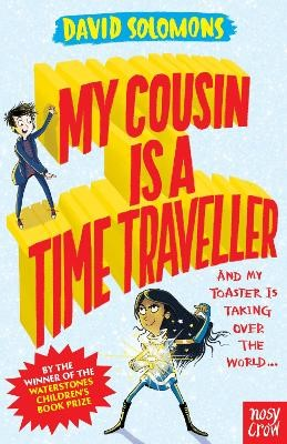 My Cousin Is a Time Traveller - pr_318137