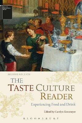 The Taste Culture Reader - pr_355821